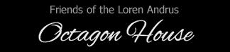 Loren Andrus Octagon House Logo